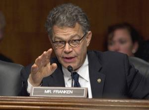 Sen. Al Franken, D-Minn., is one of the eight senators calling for a more transparent FISA court.