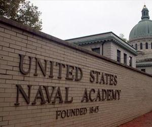 The United States Naval Academy in Annapolis, Md.