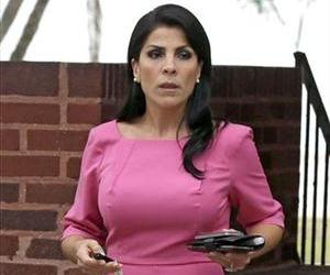 In this Nov 13, 2012 file photo Jill Kelley leaves her home in Tampa, Fla.