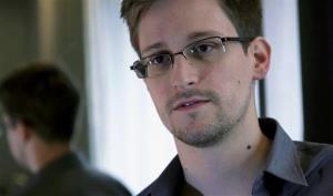 Edward Snowden, in a photo shot earlier this month in Hong Kong.
