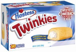 The new Twinkies box.