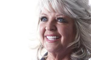 In this Tuesday, Jan. 17, 2012 photo, celebrity chef Paula Deen poses for a portrait in New York.
