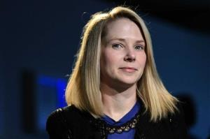 Marissa Mayer of Yahoo in a file photo.