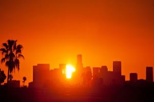 Los Angeles is preparing for 'record-setting' heat this weekend.