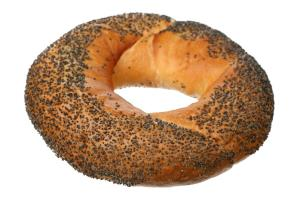 In a Seinfeld episode, Elaine tested positive for opiates after eating a poppy-seed bagel.