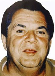 Joseph Big Joey Massino, the head of the Bonanno crime family for 14 years, is seen in this undated file photo released by the U.S. Attorney's Office.