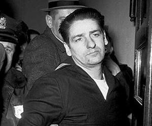 This Feb. 25, 1967, file photo shows semi-confessed Boston Strangler Albert DeSalvo minutes after his capture in Boston.