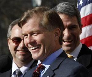 Bob McDonnell is seen in this January file photo.