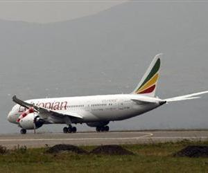 An Ethiopian Airliner 787 Dreamliner prepare to take off from Addis Ababa, in this April 27, 2013 file photo.