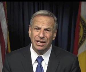San Diego Mayor Bob Filner apologizes for his behavior in this frame from a video produced by the city of San Diego, July 11, 2013.