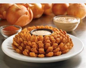 Oh, the Bloomin' Onion...