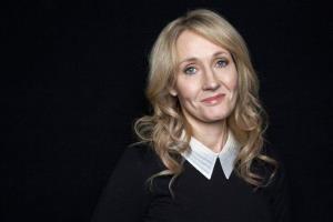 JK Rowling in 2012.