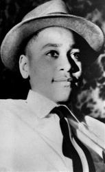 This undated photo shows Emmett Louis Till, a black teenager from Chicago whose body was found in the Tallahatchie River near Money, Miss. on Aug. 31, 1955.