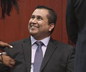 In this file image from video, George Zimmerman smiles after a not guilty verdict was handed down in his trial at the Seminole County Courthouse.