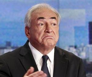 Dominique Strauss-Kahn, ladies' man in only some really unfortunate senses of the word, is seen in this file photo.