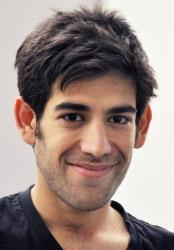 A file photo of the late Aaron Swartz.