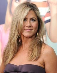 Actress Jennifer Aniston attends the world premiere of We're The Millers at the Ziegfeld Theatre on Thursday, Aug. 1, 2013 in New York.