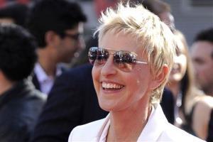 A 2010 file photo of Ellen DeGeneres.