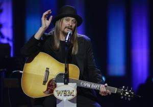 Kid Rock in a file photo.