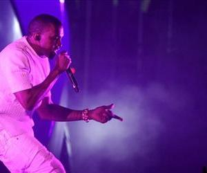 In this July 1, 2012 file photo, Kanye West performs at the BET Awards  in Los Angeles.