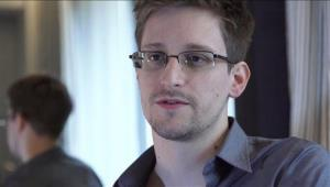 This Sunday, June 9, 2013, file photo provided by The Guardian Newspaper in London shows Edward Snowden, in Hong Kong.