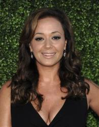 Actress Leah Remini.