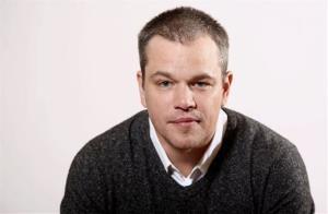 Matt Damon says Obama has broken up with him.