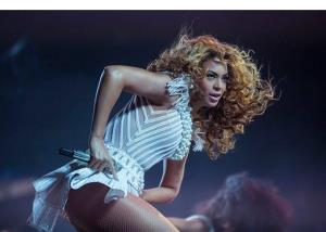 Beyonce's old hair.