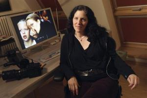 A 2012 file photo of Laura Poitras, a documentary filmmaker central to the Edward Snowden revelations.