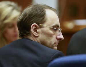 This Monday April 8, 2013 file photo shows Christian Karl Gerhartsreiter listening during final arguments at his trial at Clara Shortridge Foltz Criminal Justice Center in Los Angeles.