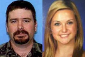 This combination of photos provided by the San Diego Sheriff's Department shows James Lee DiMaggio, 40, and Hannah Anderson, 16.