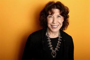 In this Friday, March 15, 2013 photo, actress Lily Tomlin poses for a portrait at the Four Seasons Hotel, in Los Angeles.