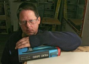 A 2005 file photo of William T. Vollmann.