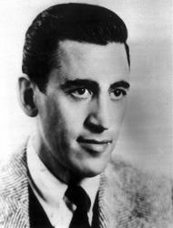 A 1951 file photo shows JD Salinger. Authors of a new biography are claiming they have cracked one of publishing's greatest mysteries: What the novelist was working on during the last half-century of his life.