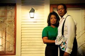 Oprah Winfrey and Forest Whitaker in Lee Daniels' The Butler, which served up another box office-topping weekend, earning $17 million.