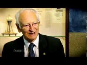 Professor John Mainstone explains the Pitch Drop Experiment.