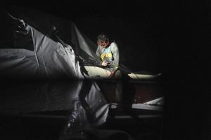 Dzhokhar Tsarnaev, pictured just before his arrest.