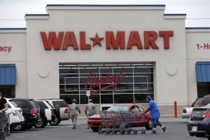 Walmart has around 1.3 million full-time and part-time US workers.