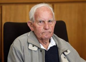 Siert Bruins sits in a court in Hagen, Germany, Monday, Sept. 2, 2013.