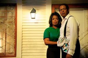 Oprah Winfrey as Gloria Gaines, left, and Forest Whitaker as Cecil Gaines in a scene from Lee Daniels' The Butler.