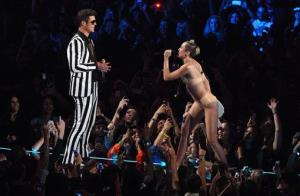 Robin Thicke had the summer's No. 1 song ('Blurred Lines') and Miley Cryrus the No. 4 song ('We Can't Stop.')