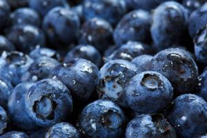A new study suggests that eating whole blueberries regularly helps ward off diabetes, at least a little.