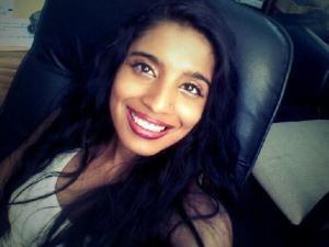 Premila Lal, 18, was a high school track star in Longmont, Colorado.