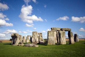 New evidence suggests Stonehenge's location was tied to an ice age feature of the land.