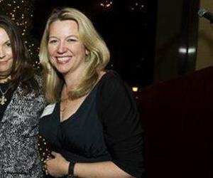 Novelist Cheryl Strayed.