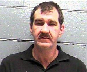 Edward Bagley of Lebanon, Mo. is seen in this Sept. 10, 2010 photo from the LaClede County sheriff's office.