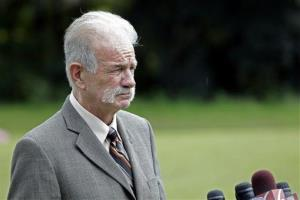 A file photo of pastor Terry Jones.