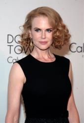 Actress Nicole Kidman arrives at the Calvin Klein post show event at Spring Studios on Thursday, Sept. 12, 2103 in New York.