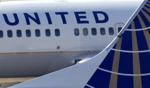 In this Sept. 13, 2011 photo, United Airlines jets sit on the tarmac at Cleveland Hopkins Airport in Cleveland.