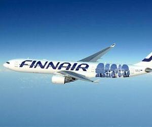 A Finnair Airbus 330 is seen in this file photo.